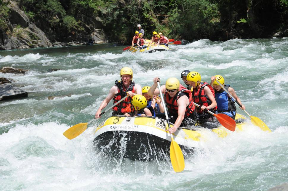 White Water Rafting in Spain - Best Time