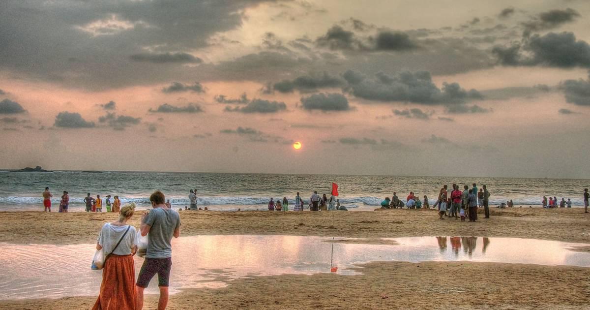 Beach Season on East Coast in Sri Lanka - Best Time