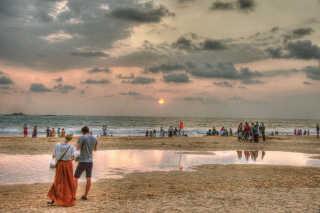 Beach Season on East Coast