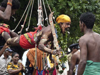 Colombo Aadi Vel Festival