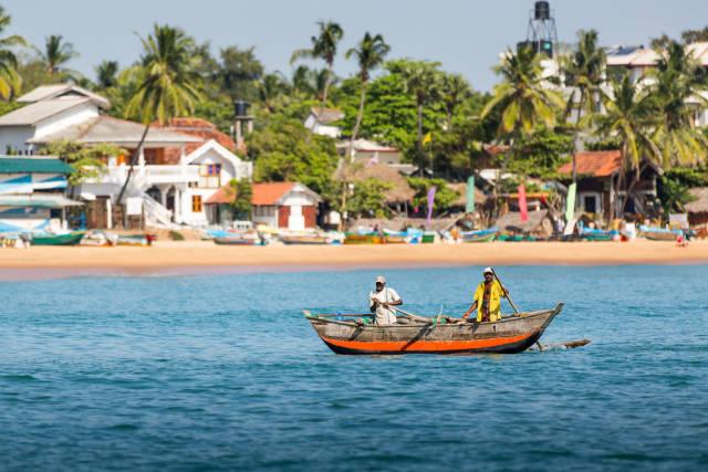 Deep Sea Fishing on theEast Coast in Sri Lanka - Best Time