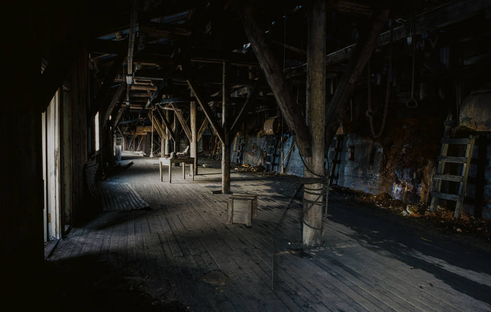 Best time for Abandoned Coal Mines in Svalbard