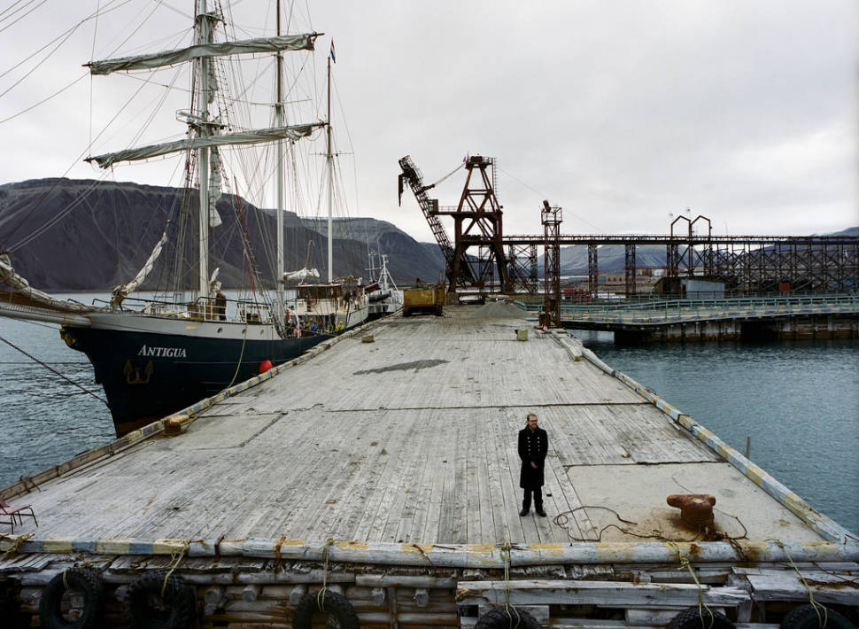 Best time to see Pyramiden, a Soviet-Era Ghost Town