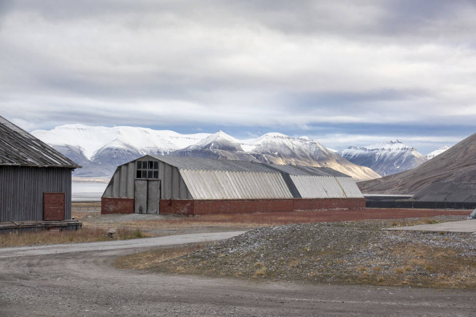 Best time to see Pyramiden, a Soviet-Era Ghost Town in Svalbard