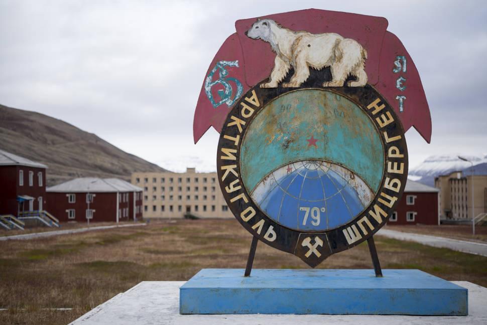 Best time for Pyramiden, a Soviet-Era Ghost Town in Svalbard
