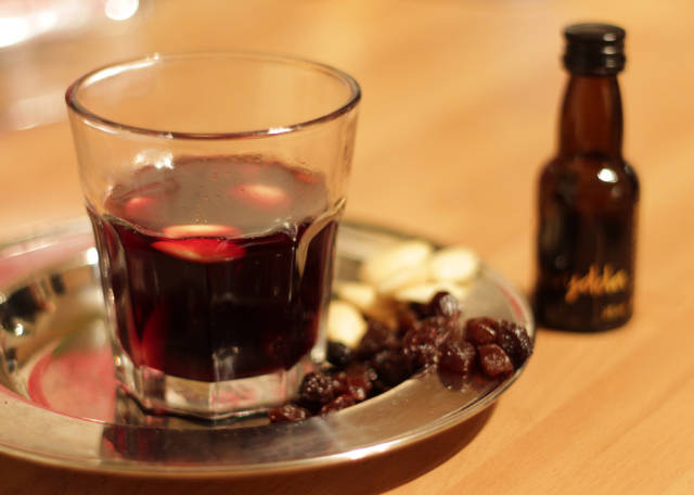 Glogg in Sweden - Best Season