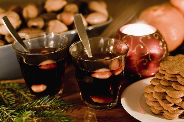 Glogg in Sweden - Best Time