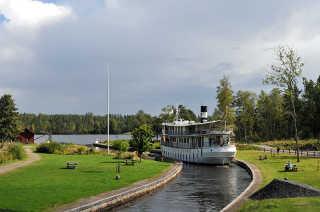 Göta Canal Season