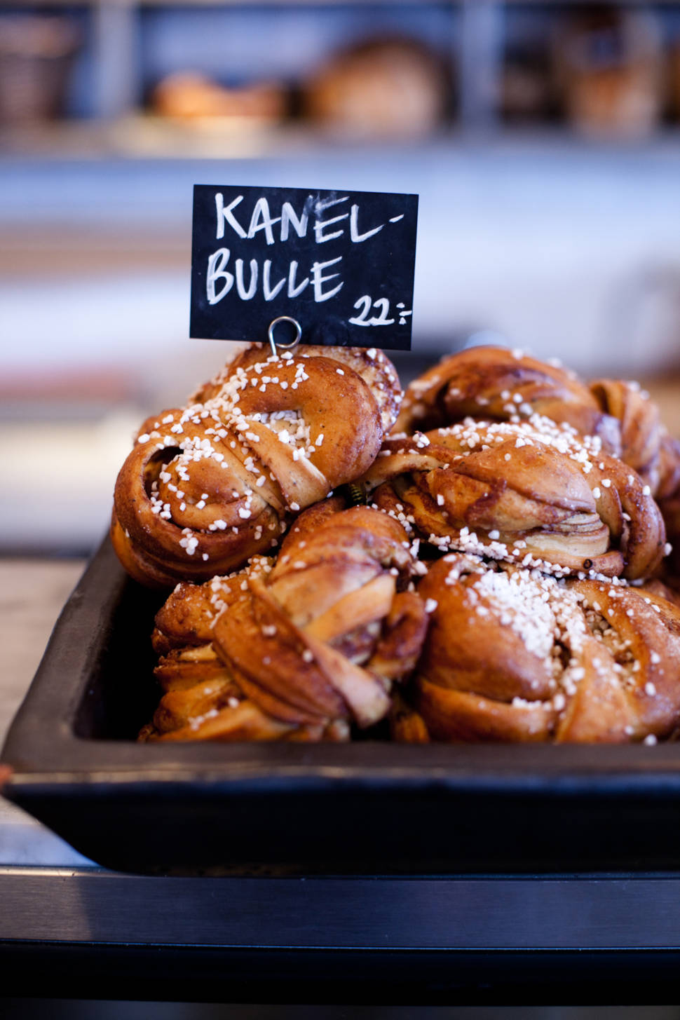 Kanelbullar or Cinnamon Rolls in Sweden - Best Season