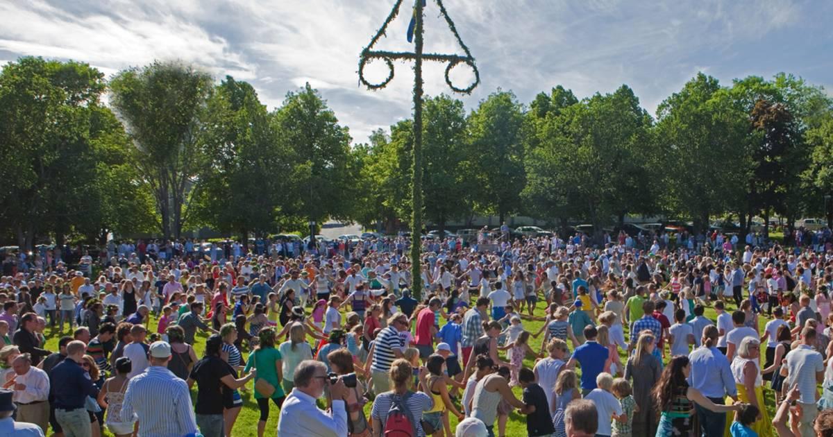 Midsummer in Sweden - Best Time