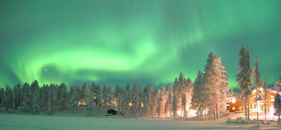 Northern Lights in Sweden - Best Season