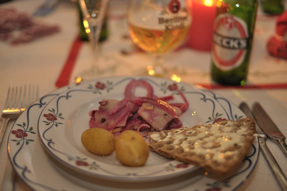 Pickled Herring in Sweden - Best Season