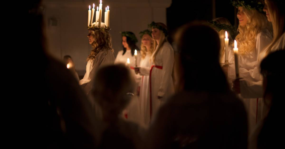 St Lucia Day in Sweden - Best Time