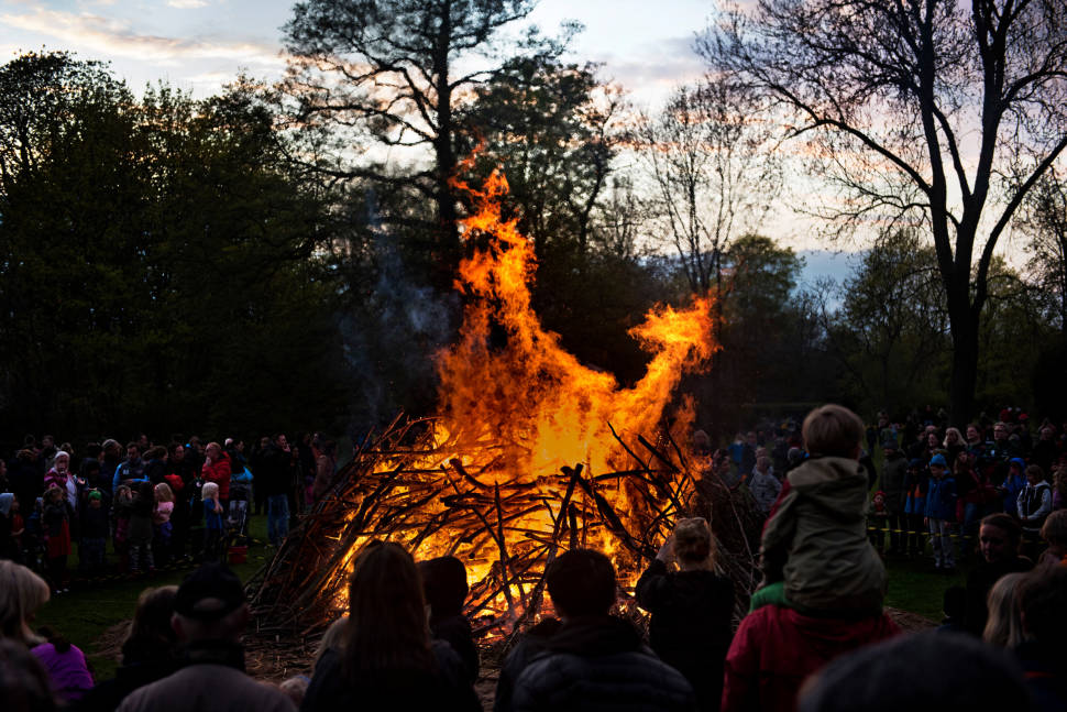Walpurgis Eve: Sista April in Sweden - Best Season