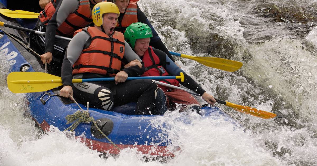 White Water Rafting in Sweden - Best Time