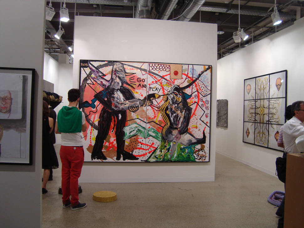 Best time to see Art Basel in Switzerland