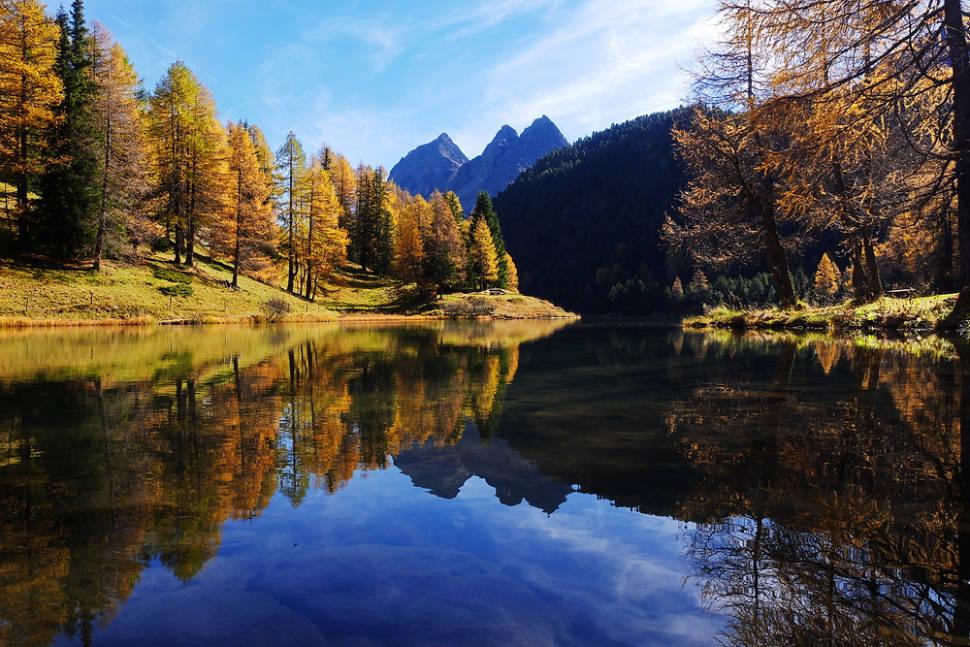 Autumn in Switzerland - Best Time