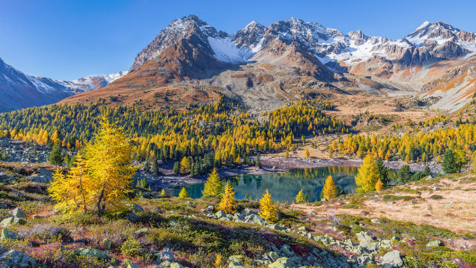 Autumn in Switzerland - Best Season