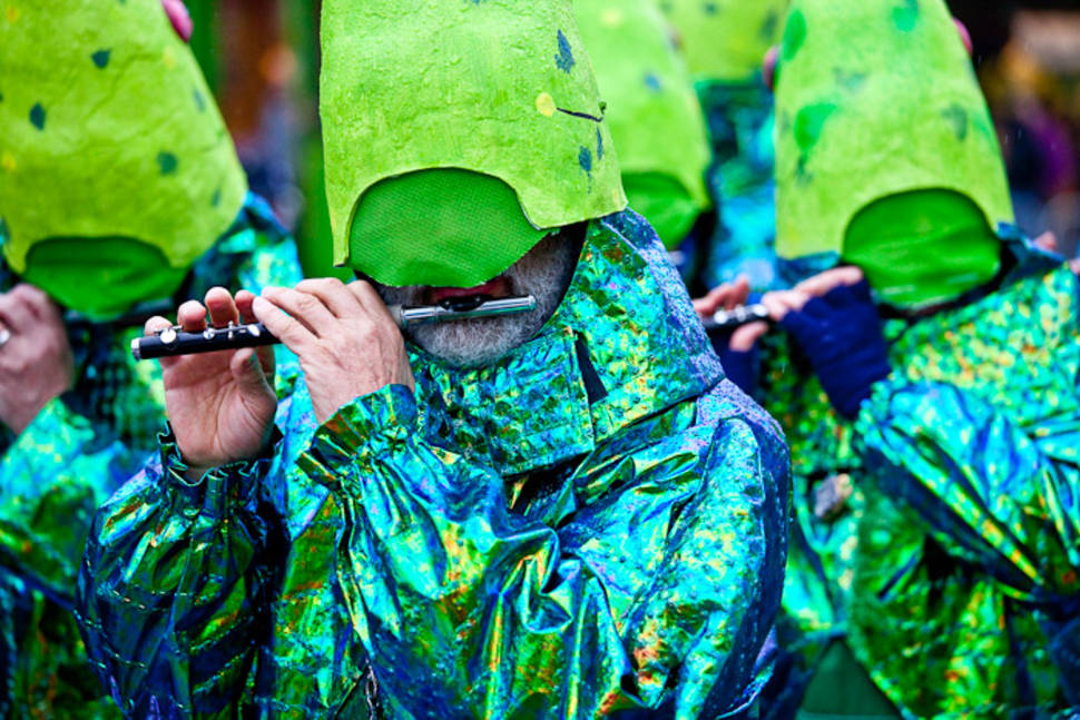 Best time for Basel Fasnacht in Switzerland