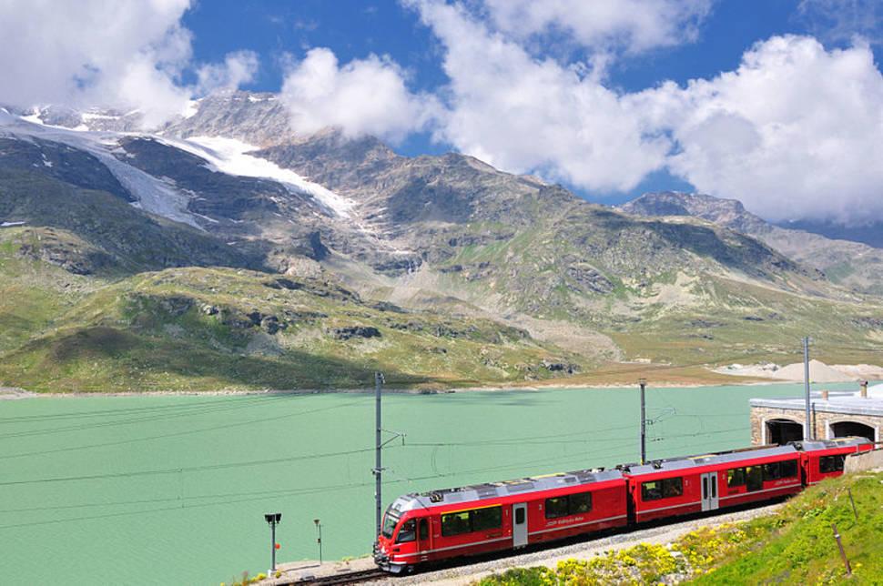 Bernina Express in Switzerland - Best Time