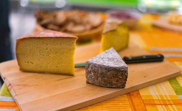 Best time for Cheese in Switzerland