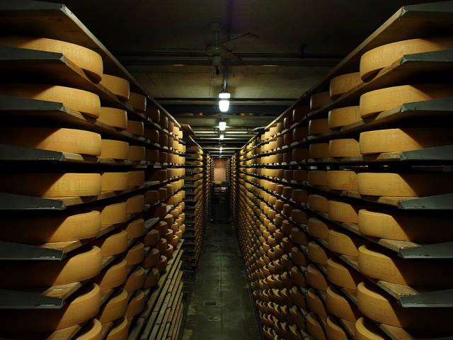 Cheese in Switzerland - Best Season