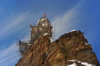 Jungfraujoch and the Sphinx Observatory