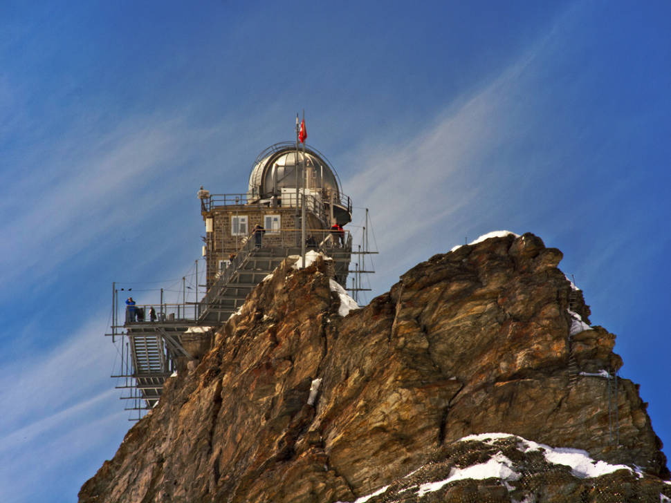 Jungfraujoch and the Sphinx Observatory in Switzerland - Best Time