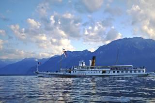Lac Léman or Lake Geneva Cruise