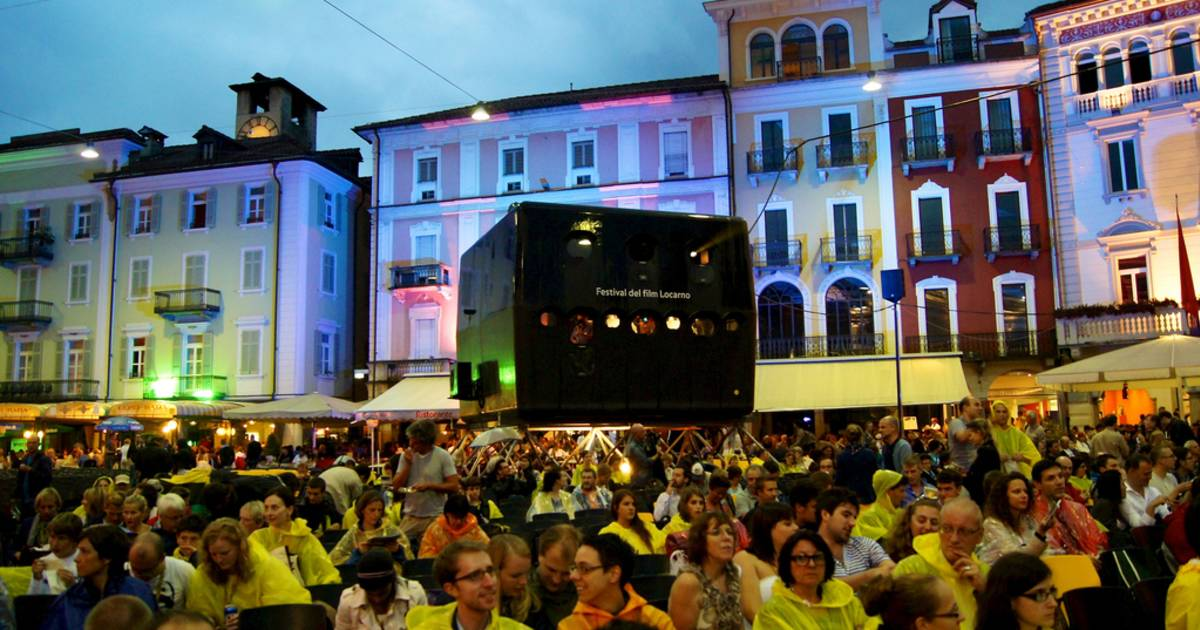 Locarno Film Festival in Switzerland - Best Time
