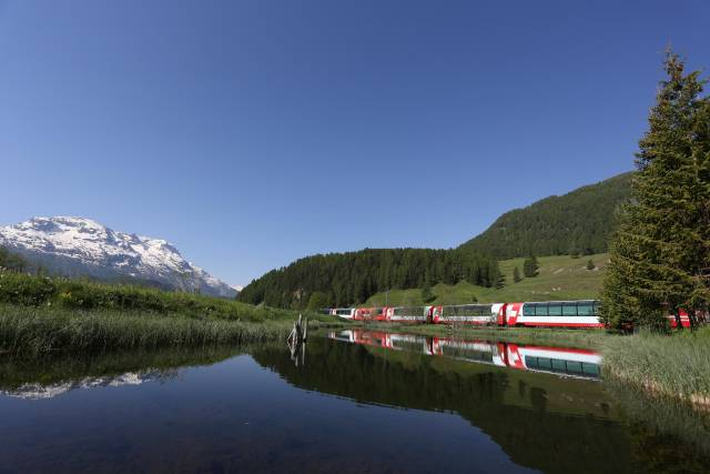 Glacier Express in Switzerland - Best Season