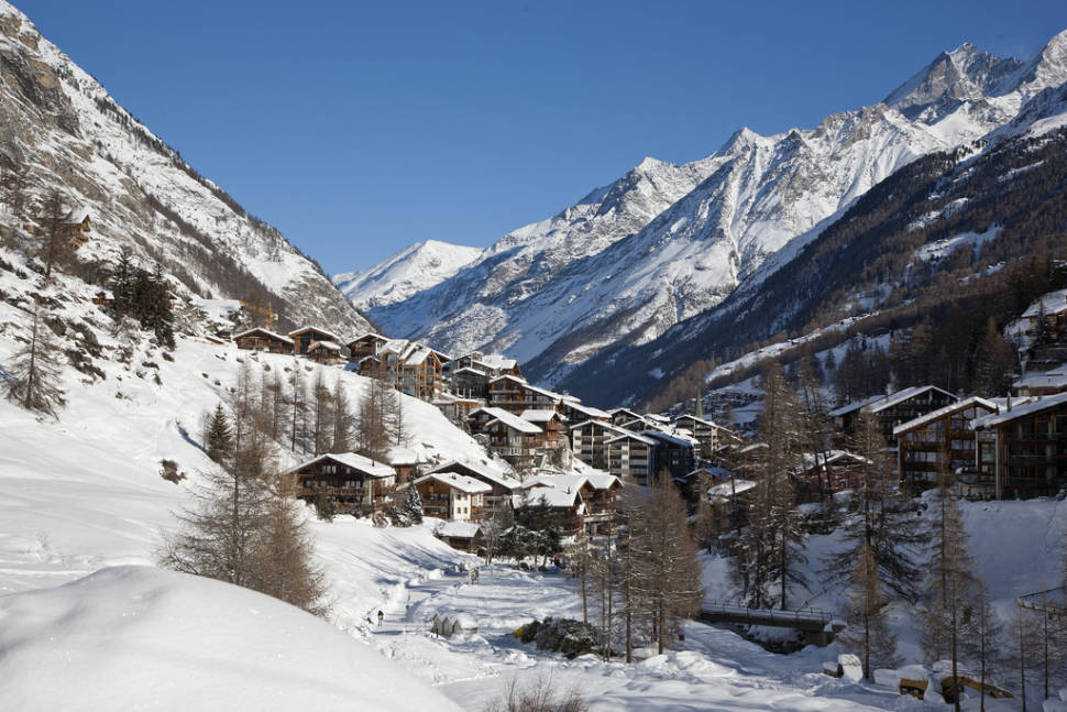 Winter in Switzerland - Best Season