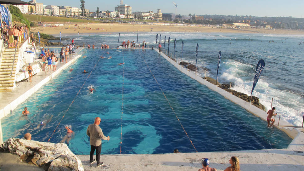 Bondi Icebergs Pool in Sydney - Best Season