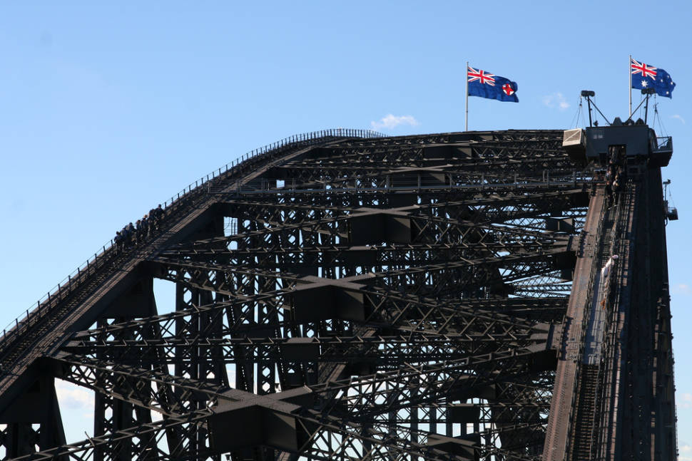 Best time for Sydney Harbour Bridge Climb in Sydney