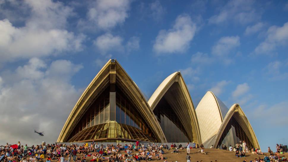 Sydney Opera House in Sydney - Best Season