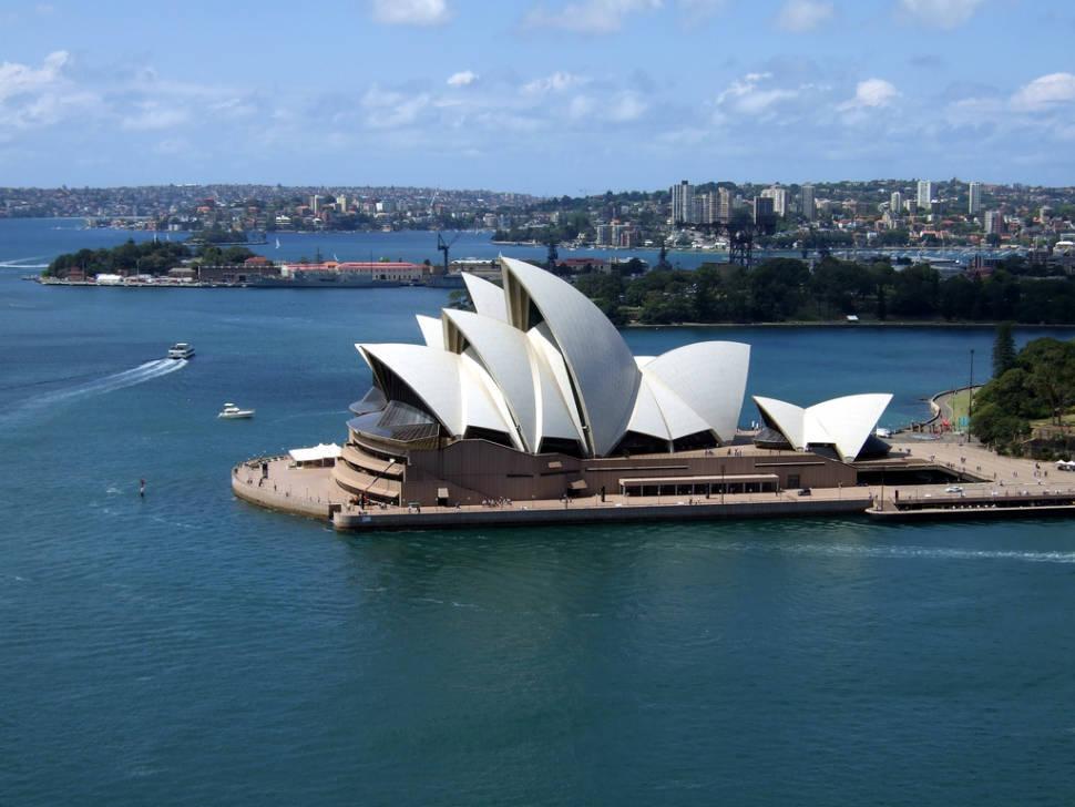 Sydney Opera House in Sydney - Best Time