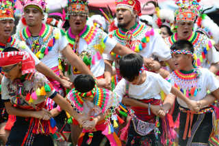 Ear-Shooting Festival (Mala-Ta-Ngia) of Bunun Tribe