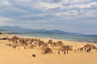 Fulong Sand Sculpture Festival