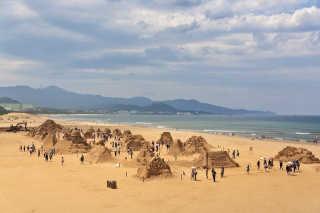 Fulong Sand Sculpture Festival