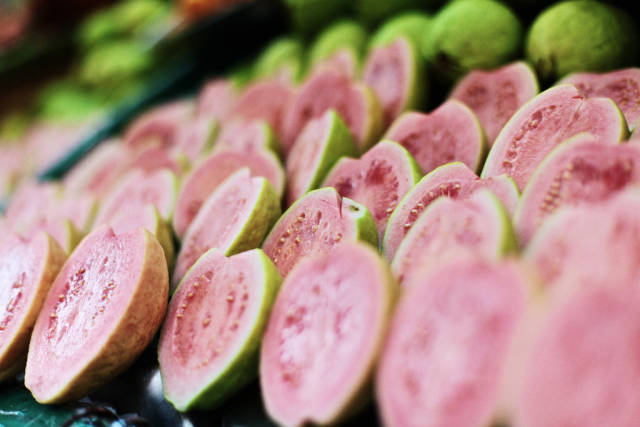 Guava in Taiwan - Best Time