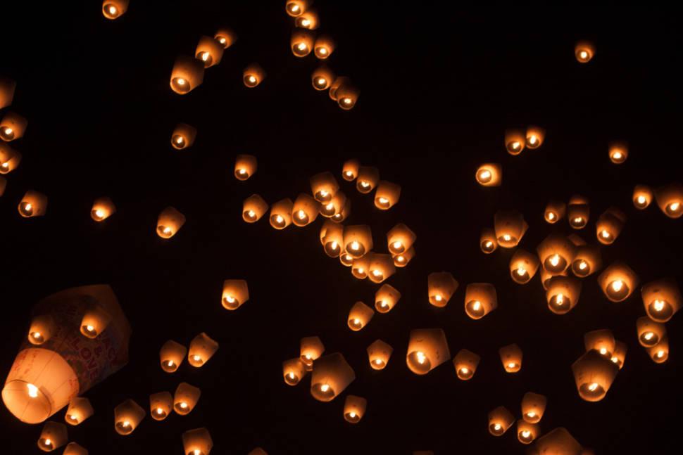 Pingxi Sky Lantern Festival in Taiwan - Best Season