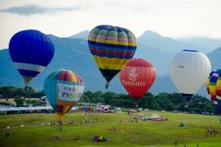 Taiwan Balloon Festival