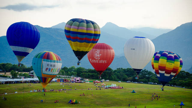Taiwan Balloon Festival in Taiwan - Best Time