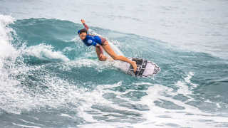 Taiwan Open for Surfing