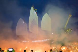Wang Yeh Boat Burning Festival