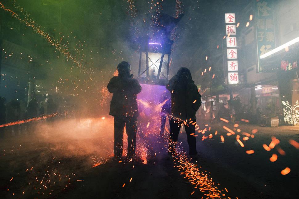 Yanshui Beehive Fireworks Festival in Taiwan - Best Season