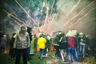 Yanshui Beehive Fireworks Festival