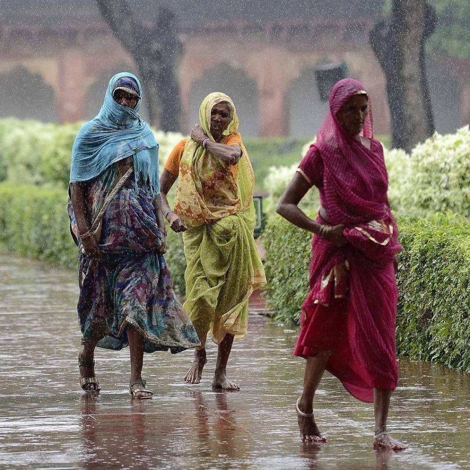 Monsoon Season in Taj Mahal and Agra  - Best Time