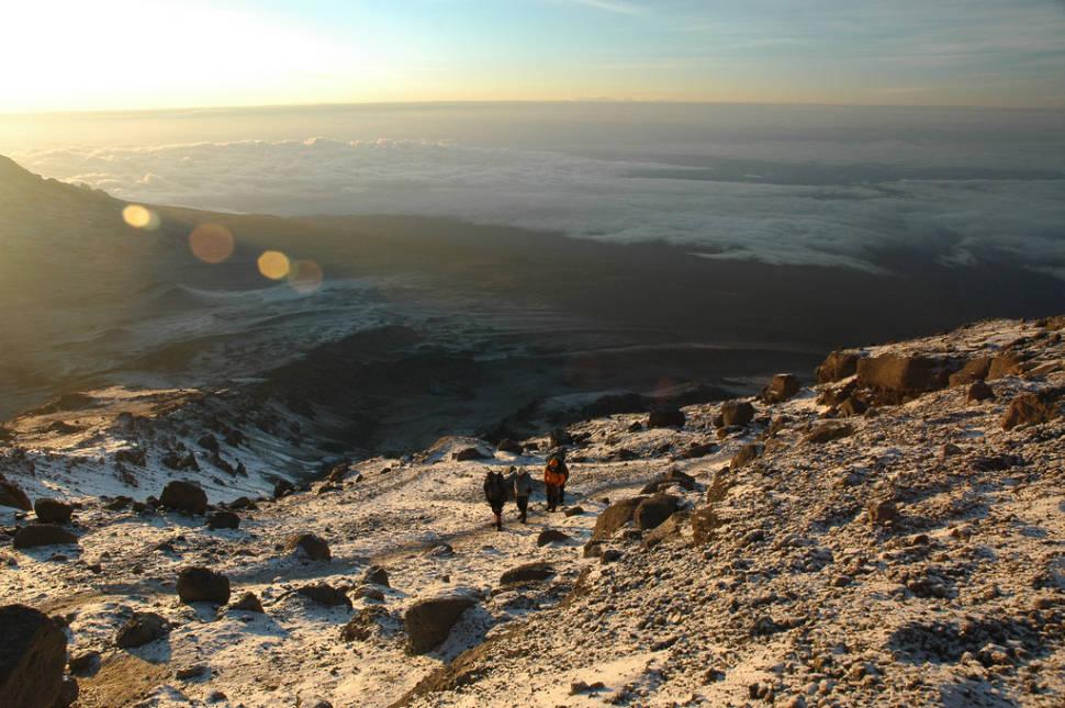Summit Climb, Day 5