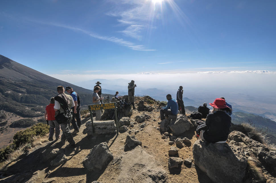 Little Mt. Meru